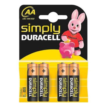 Batterie Duracell Simply MN1500