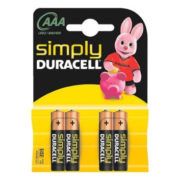 Batterie Duracell Simply MN2400