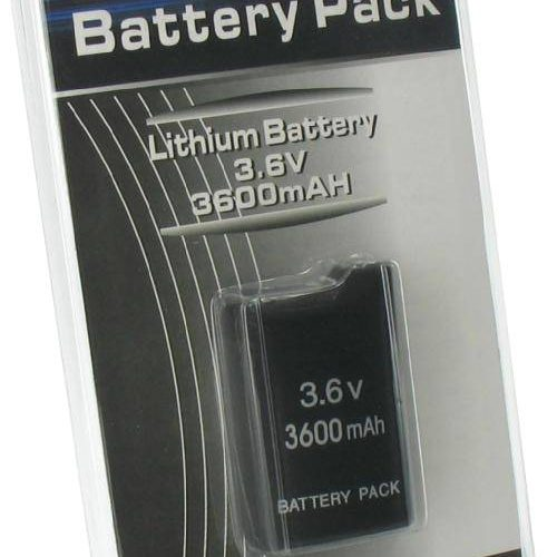 Battery 3600 mAh for PSP