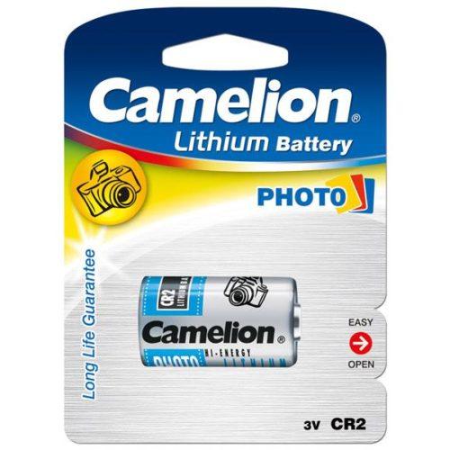 Battery Camelion Lithium Photo CR2 3V (1 pcs)