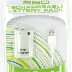 Battery + Charger for XBOX 360