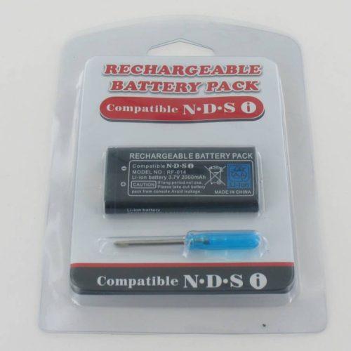Battery for DSi