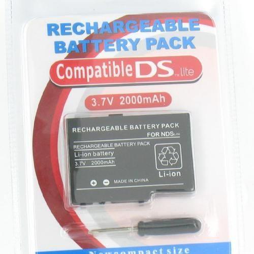 Battery for DSlite