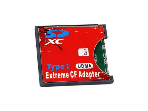 CF Card Adapter Extreme Type I for SD