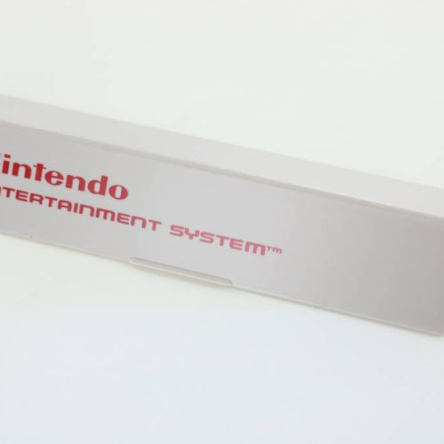 Cartridge cover for NES console 8bit