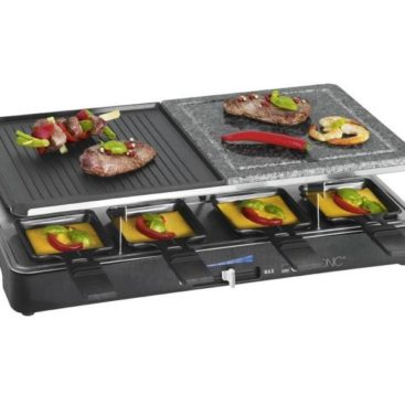 Clatronic 2-in-1 Raclette Grill RG 3518