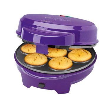 Clatronic 3in1 Donut, muffin & cake pop maker DMC 3533 purple