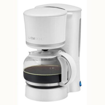 Clatronic Coffee machine KA 3555 White