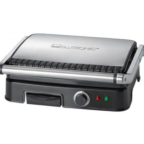 Clatronic Contact grill 2000W KG 3487 (black-inox)