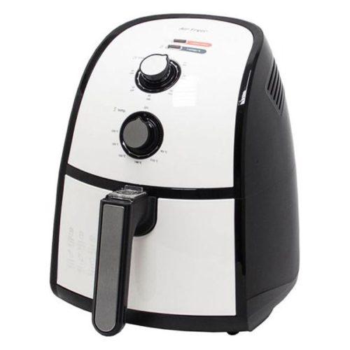 Clatronic FR 3667 H Hot Air Fryer black-white