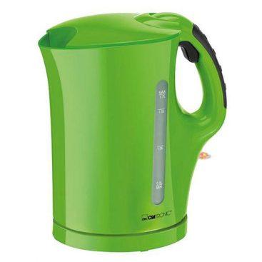 Clatronic Kettle WK 3445 1,7 l green