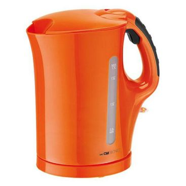Clatronic Kettle WK 3445 1,7 l orange