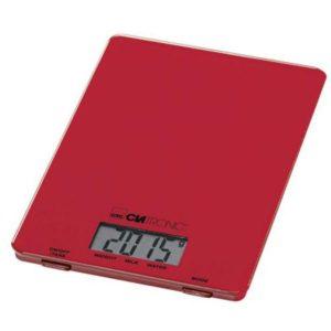 Clatronic Kitchen Balance KW 3626 Red