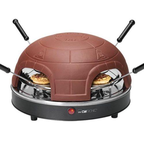 Clatronic PO 3681 Pizza Oven terrakotta