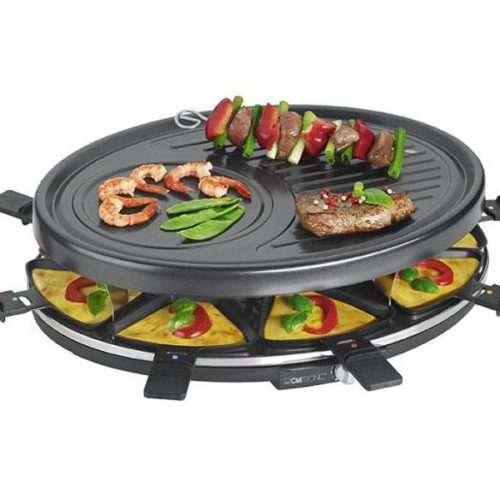 Clatronic Raclette-Grill RG 3517 up to 8 people