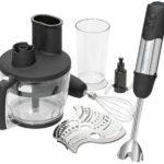Clatronic SM 3455 Blender Set black inox