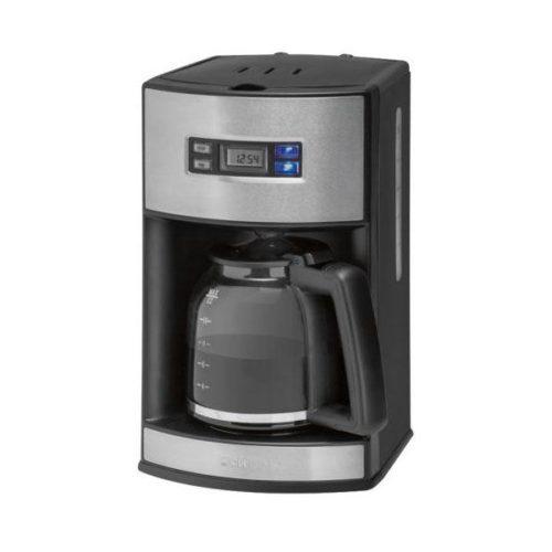Clatronic coffee machine KA 3642 Inox Timer 900W