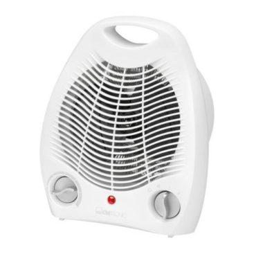 Clatronic fan heater HL 3378 weiss 2000 W