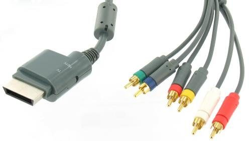 Component AV Cable for XBOX 360