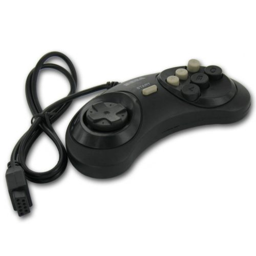 Controller for the Sega Mega Drive