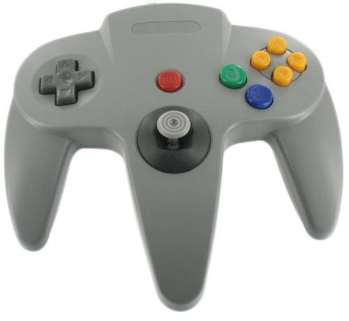 Controller wired for N64