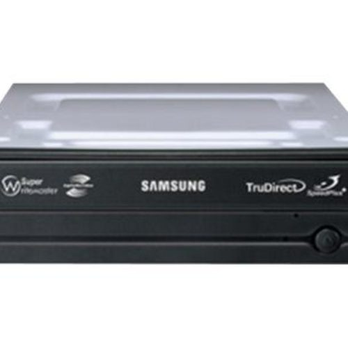 DVD-RW Samsung Brenner SH-224GB black