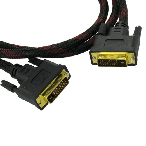 DVI-D Dual Link 24 + 1 Cable 1.5 Meter