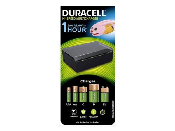 Duracell Universal Charger CEF22 for AA