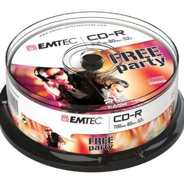 EMTEC CD-R 700MB