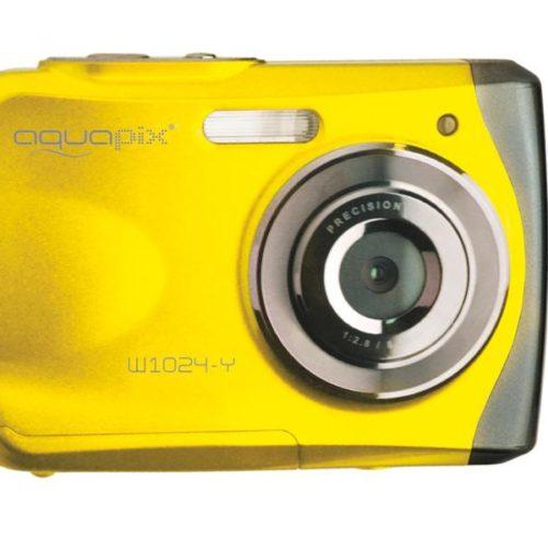 Easypix W1024 Splash Underwater camera (Yellow)