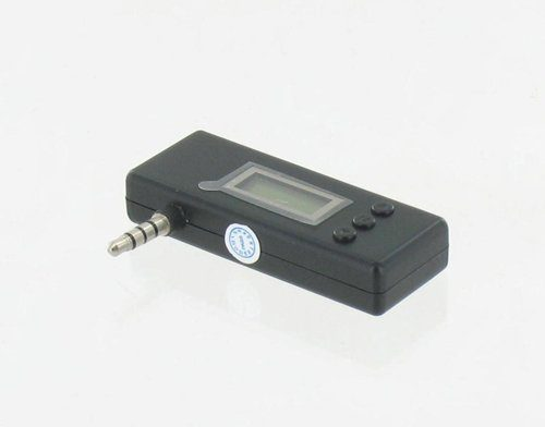 FM Transmitter for Smartphones