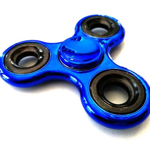 Fidget Spinner Toy - BLUE