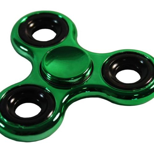 Fidget Spinner Toy - GREEN