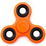 Fidget Spinner Toy - ORANGE