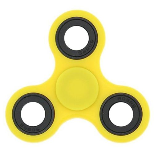 Fidget Spinner Toy - YELLOW