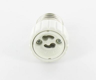 GU10 to E27 Socket converter
