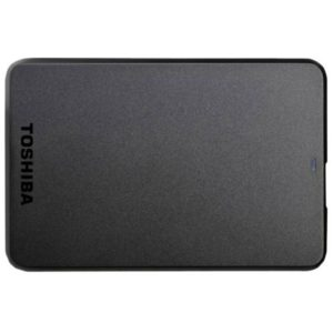 HDD 6,35cm (2.5) 500GB Toshiba CANVIO BASICS USB3.0 Black