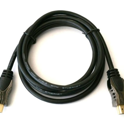 HDMI ULTRA 4K High Speed with Ethernet cable (1,0 Meter)