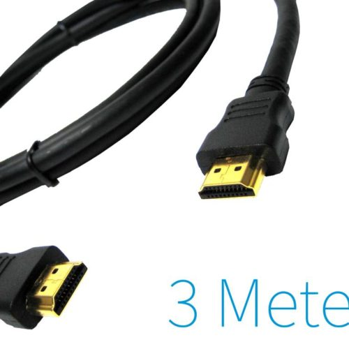 HDMI to HDMI Cable 3 Meter
