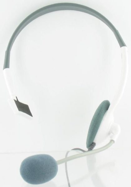 Headset for XBOX 360