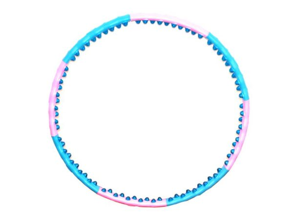 Hula Hoop Magnetic (1310 Gramm - 105cm - JS-6008)