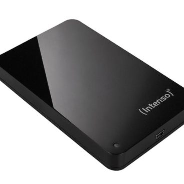 Intenso 2,5 MemoryStation 1TB (Black)