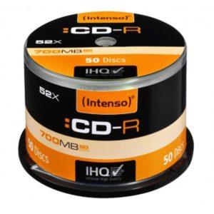 Intenso CD-R 700MB