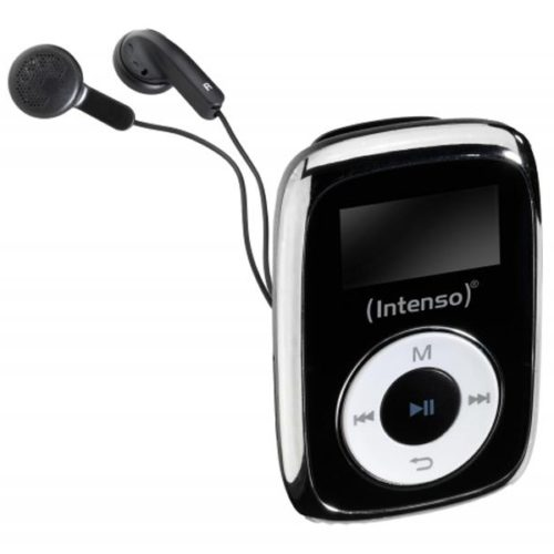 Intenso MP3 Player 8GB - Music Mover (Black)