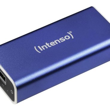 Intenso Powerbank A5200 Rechargeable Battery 5200mAh (blue)