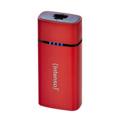 Intenso Powerbank P5200 Rechargeable Battery 5200mAh (red)