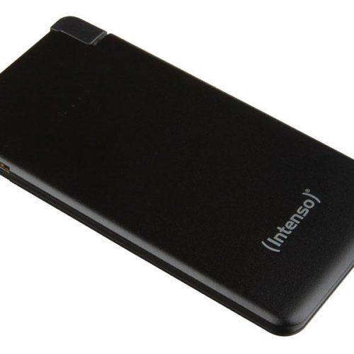 Intenso Powerbank S5000 Rechargeable Battery 5000mAh (black)