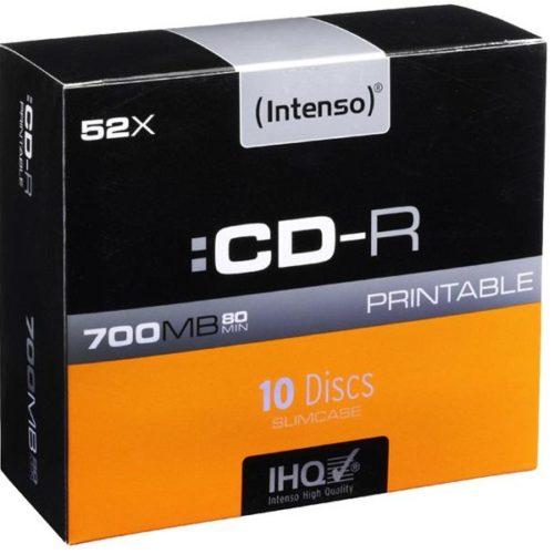 Intenso Printable CD-R 700MB