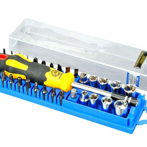 Jakemy HOME JM-6095 31in1 Socket key Tool Set
