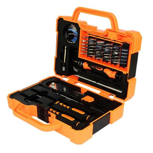 Jakemy HOME JM-8139 45in1 Anti-Drop Electronic Tool Set